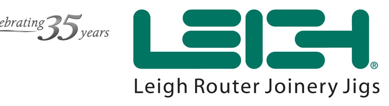 Leigh - přípravky pro výrobu rybinových spojů