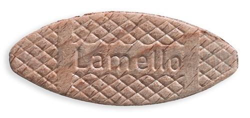 Lamello - klasické spojovací prvky