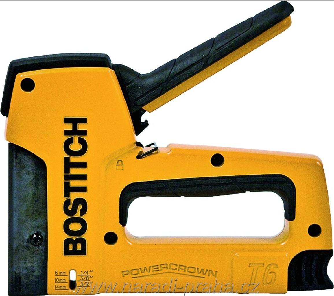 Bostitch-mechanické sponkovačky a sešívačky
