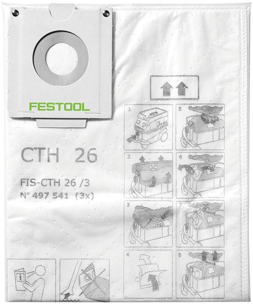 Příslušenství pro speciální vysavače řady CTH 26/48 a CT 48 EC B22