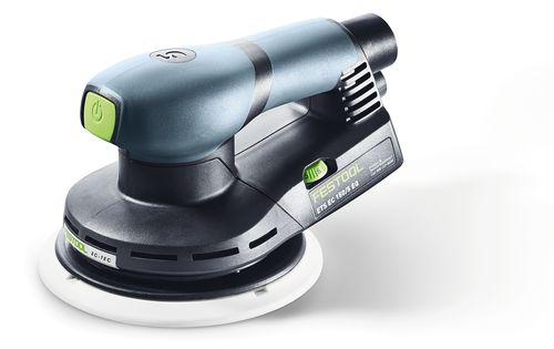 Festool ETS/ETS EC - excentrické brusky 150mm