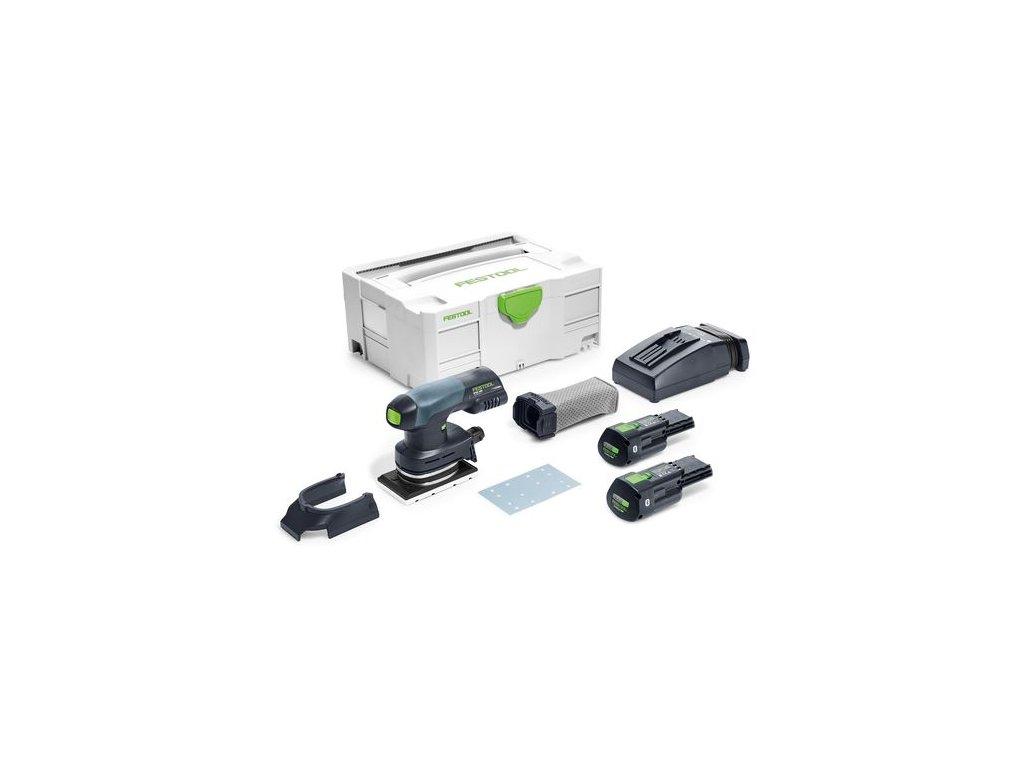 Akumulátorová vibrační bruska RTSC 400 Li 3,1 I-Plus
