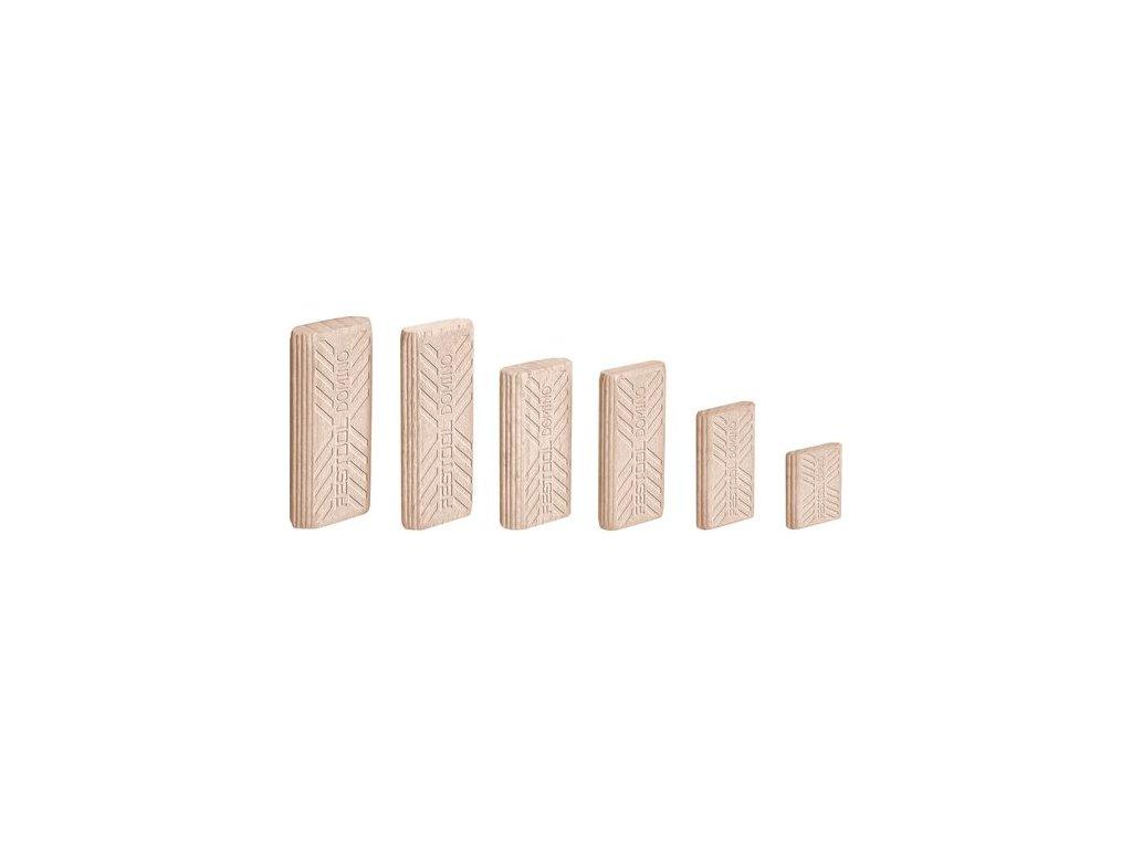 Kolíky Buk pro domino Festool DF 500(balení sáček) (velikost 4x20mm/450ks)