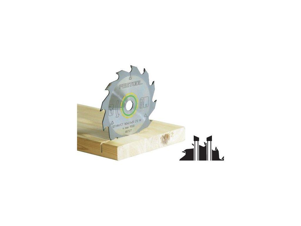 5203 1 festool standardni pilovy kotouc hw 160x2 2x20 w18 768129