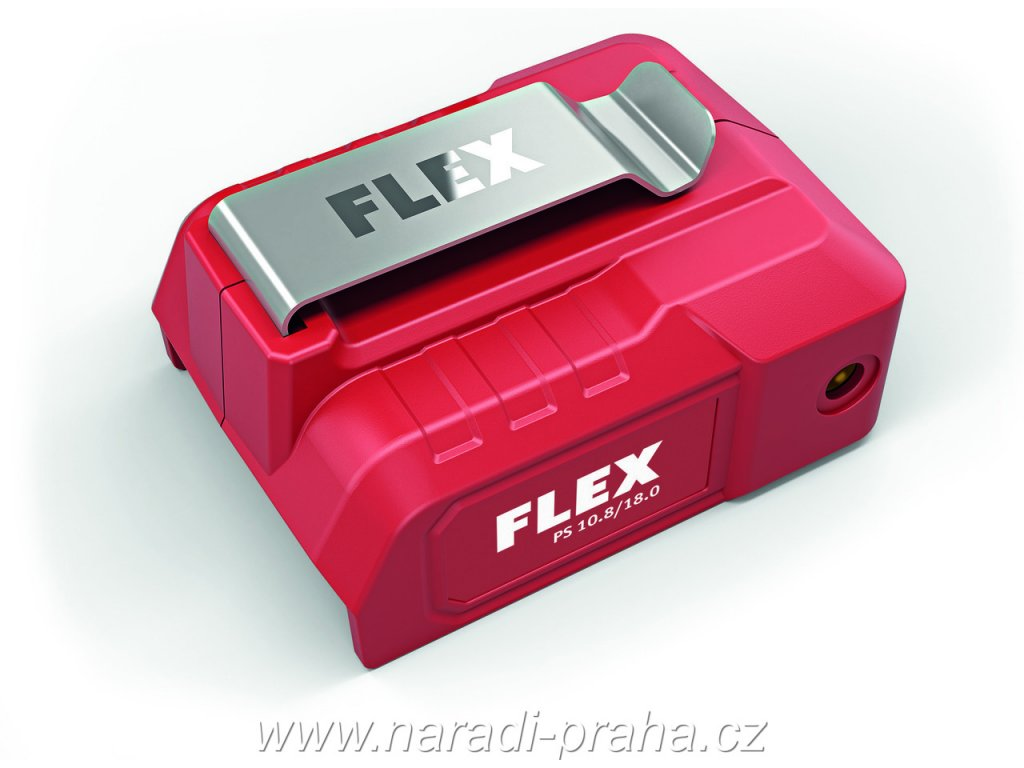 Flex - Adaptér pro baterie