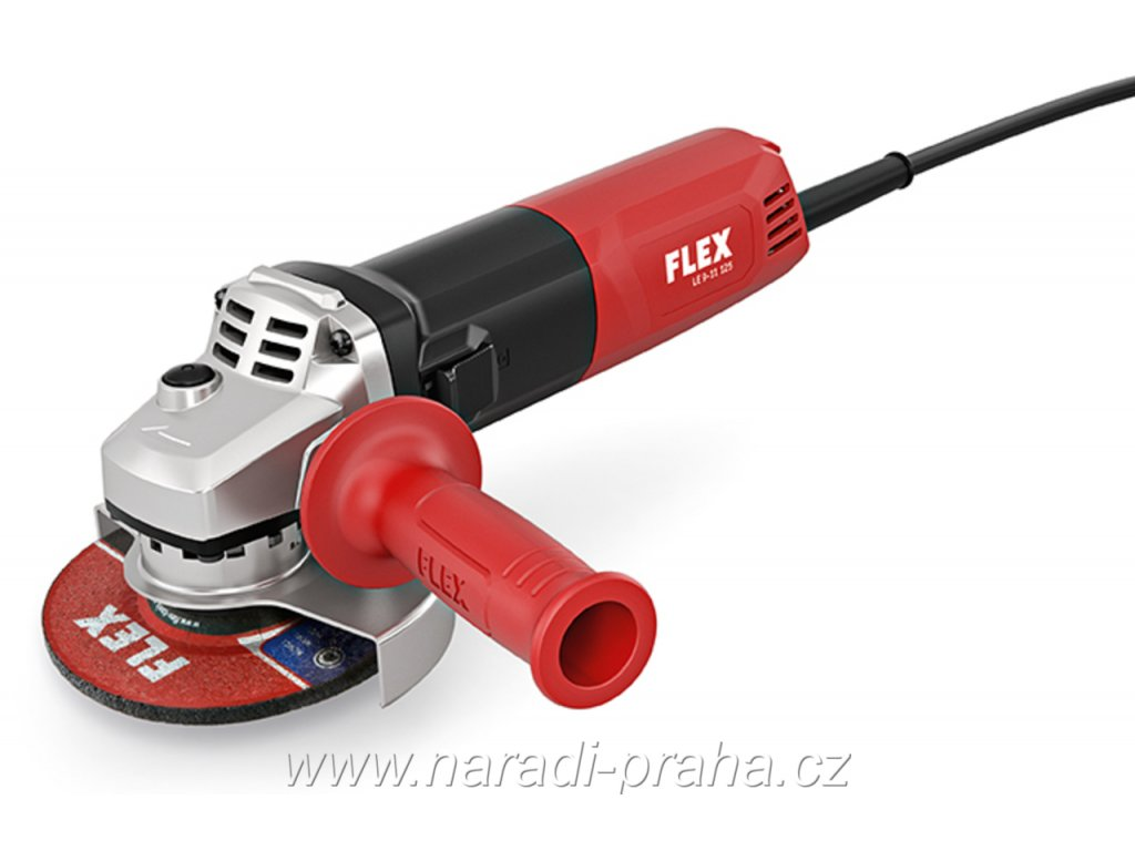 Flex - L9 - 11 125 mm úhlová bruska  900 W