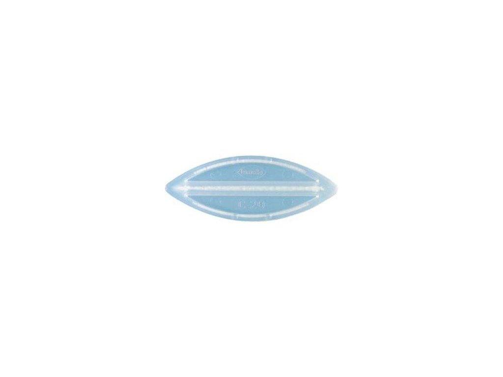 Lamello -  Montážní Lamela C20 -CORIAN (60x23x4mm) cena za kus(145010)