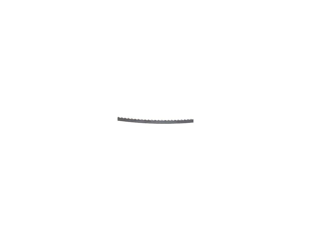 Mafell - Pilový pás jemnější obloukový řez