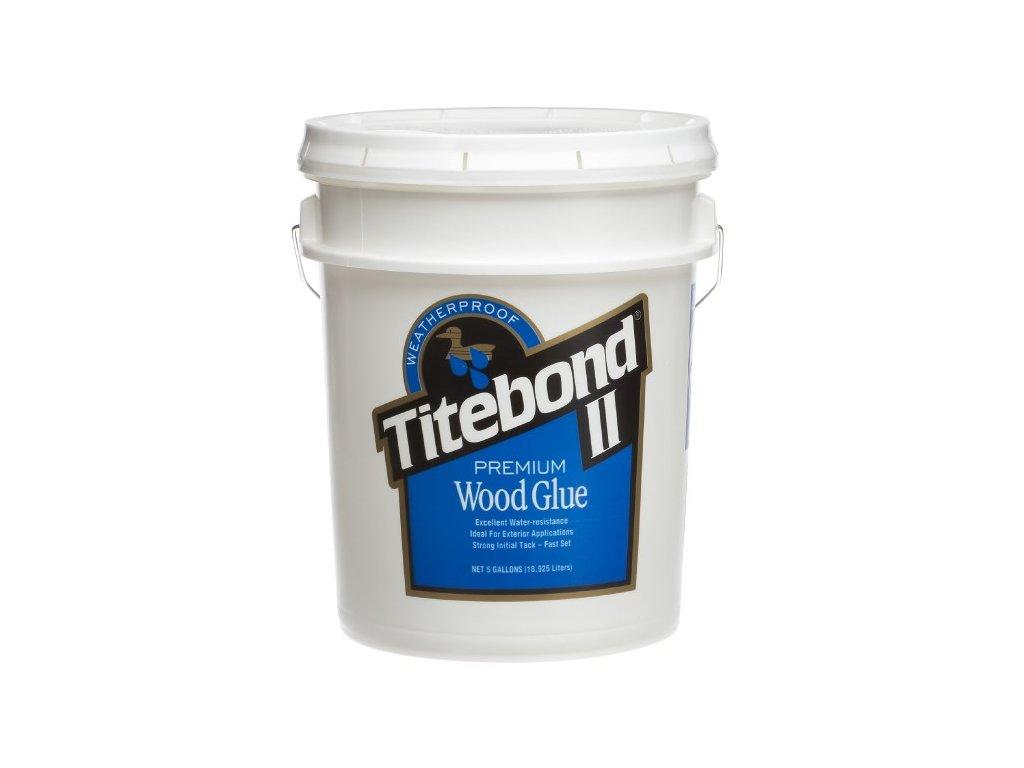 Titebond II Premium Lepidlo na dřevo D3 - 18,92 litru