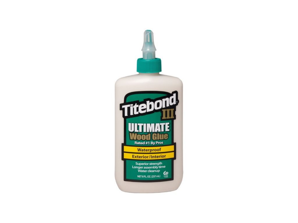 Titebond III Ultimate Lepidlo na dřevo D4 - 237ml