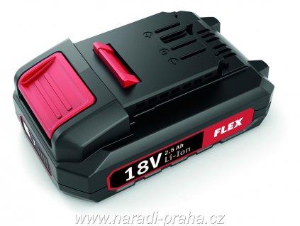 Flex - Aku baterie Li-Ion 18V 2,5Ah