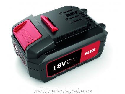 Flex - Aku baterie Li-Ion 18V 5,0Ah