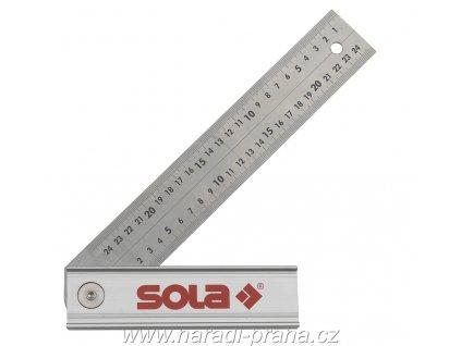 Sola - Truhlářský stavitelný úhelník Quattro