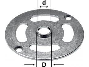 Kopírovací kroužek KR-D 13,8/OF 900
