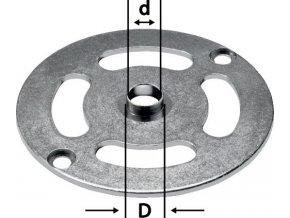 Kopírovací kroužek KR-D 10,8/OF 900