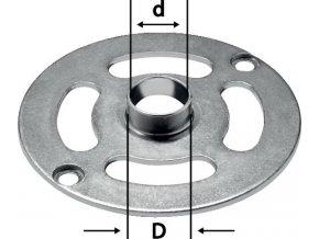 Kopírovací kroužek KR-D 17,0/OF 900