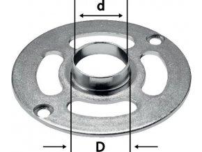 Kopírovací kroužek KR-D 24,0/OF 900