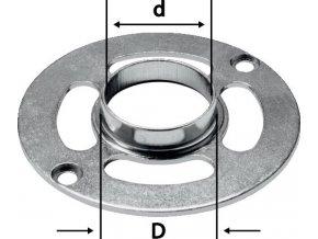 Kopírovací kroužek KR-D 30,0/OF 900