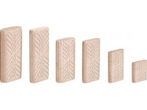 Kolíky Buk pro domino Festool DF 500(balení sáček)