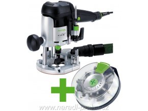 Festool - Horní frézka OF 1010 EBQ-Plus + Box-OF-S 8/10x HW(574383)