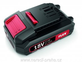 Flex - Aku baterie Li-Ion 18V 2,5Ah (417890)