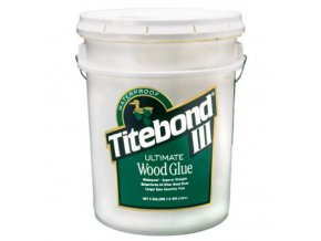 Titebond III Ultimate Lepidlo na dřevo D4 - 18,92 litru