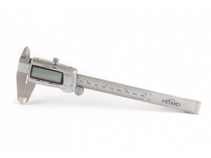 Měřítko digitální 150mm NEREZ