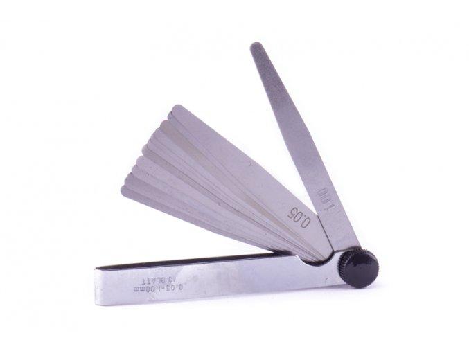Měrka spárová 13listů 0,05-1mm