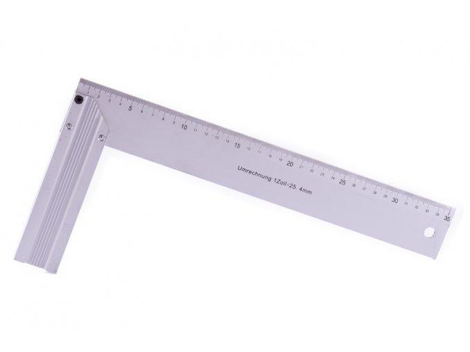 Úhelník hliník 35cm