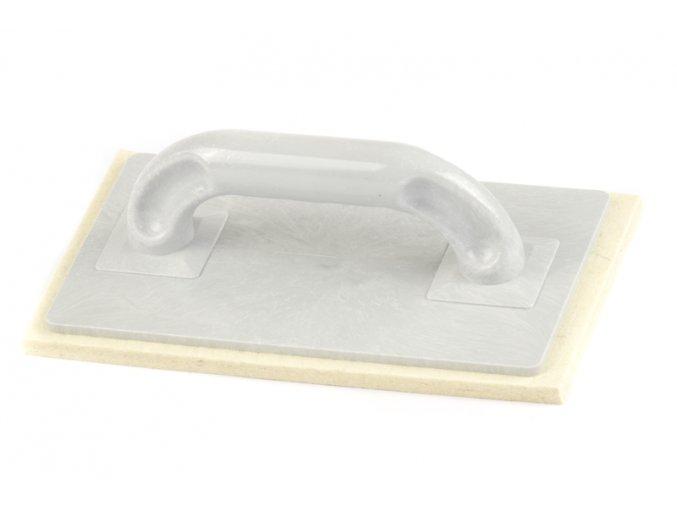 Hladítko FILC bílý plast 28cm