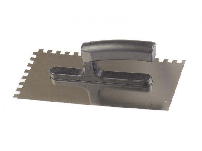 Hladítko NEREZ PVC 27cm/10zub