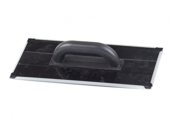 Škrabák plechový PVC 27x13