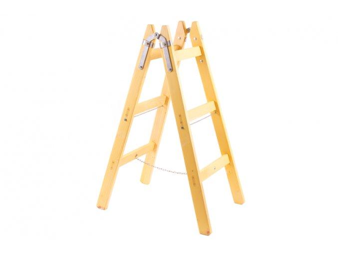Štafle dřevěné 4příčky