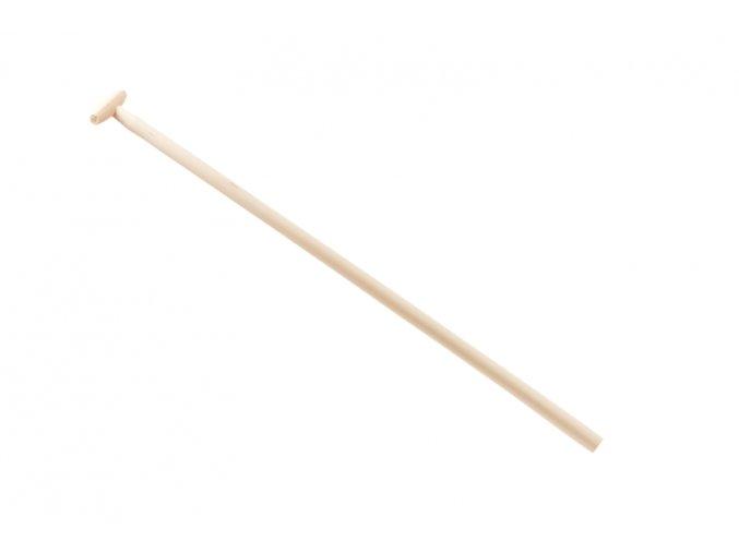 Násada na lopatu T-dřevo 130cm