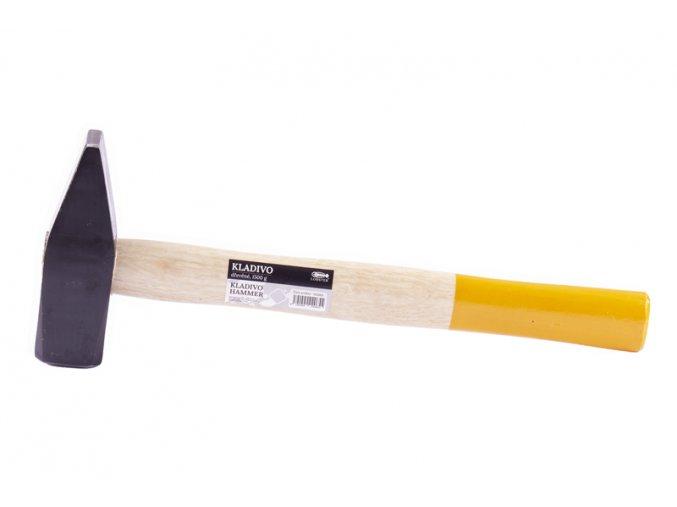 Kladivo dřevěné 1500g