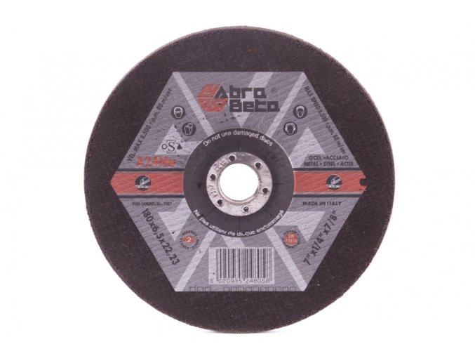 Kotouč B/V-ocel 180x6,5
