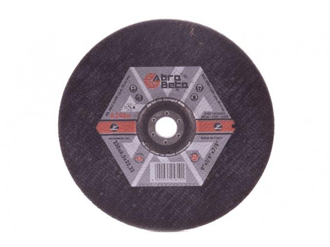 Kotouč B/V-ocel 230x6,5