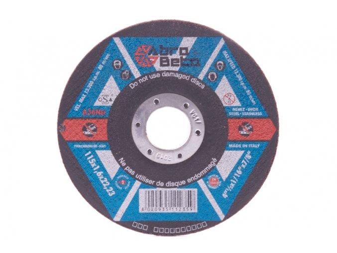Kotouč Ř/R-NEREZ 115x1,6