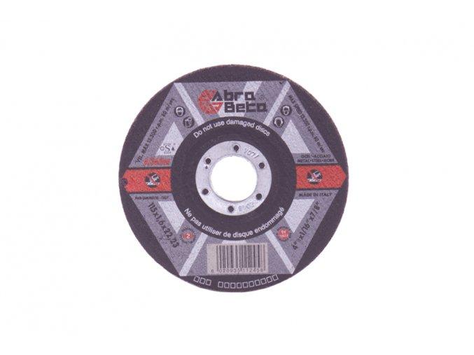 Kotouč Ř/R-ocel 115x1,6
