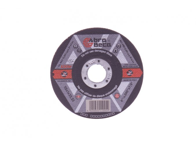 Kotouč Ř/R-ocel 125x1