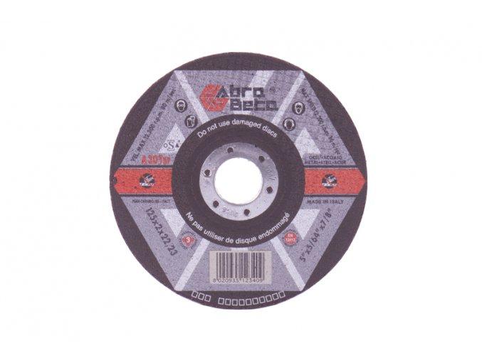 Kotouč Ř/R-ocel 180x2