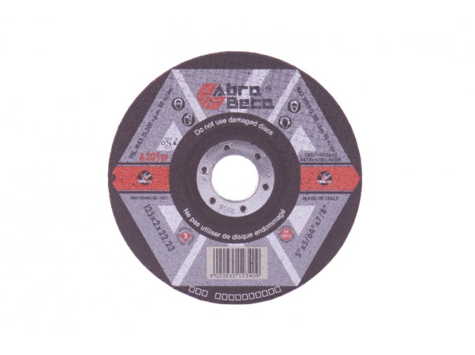Kotouč Ř/R-ocel 180x2,5