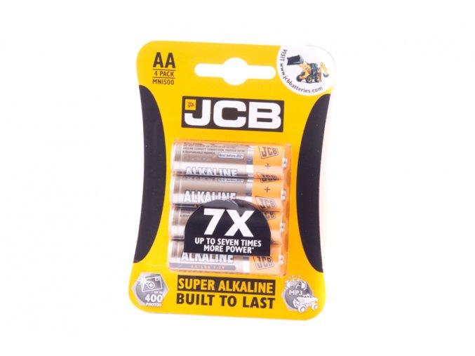 Baterie-JCB-LR06-10B/AA