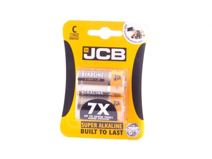 Baterie-JCB-LR20-2B/D