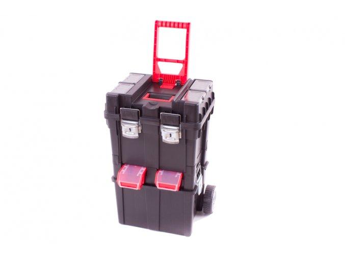 Skříňka PVC COMPACT 2 dílná 50x36x71cm