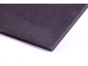 Povrch PRYŽ černá 25x14x1cm