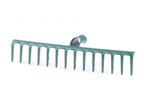 Hrábě železné 14hroté/4mm