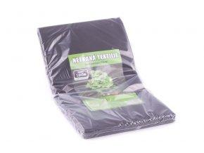 Textílie netkaná černá 1,6x5m
