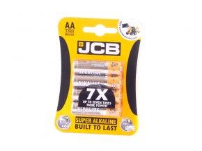 Baterie-JCB-LR06-4B/AA