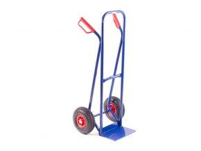 Vozík rudl modrý 200kg Limex